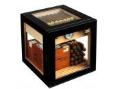 Хьюмидор Adorini Cube Deluxe black на 100 сигар