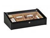 Хьюмидор Adorini   Vega Black - Deluxe на 80 сигар