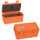Дорожный хьюмидор Aficionado Cigar Caddy Travel Orange на 15 сигар