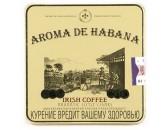 Сигариллы  Aroma de Habana  Irish Coffee 10 шт.
