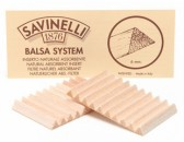 Фильтры для курительных трубок Savinelli Balsa 6mm 20 шт.