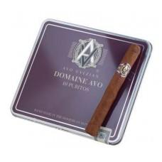 Сигариллы AVO Domaine Puritos*10