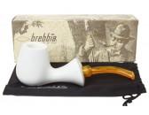 Курительная трубка BREBBIA Mara (Bianca)