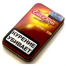 Сигариллы Cafe Creme Aroma 5х10х48