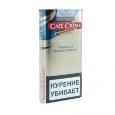 Сигариллы Cafe Creme Filter Vanilla Honeyswirl 10 шт.