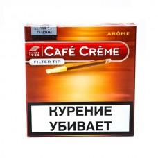 Сигариллы Cafe Creme Filter Tip Arome 10 шт. (картон)