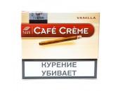Сигариллы Cafe Creme  Vanilla 10 шт. (картон)