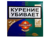 Сигариллы Candlelight Filter Menthol/Sumatra 50