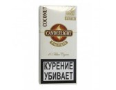 Сигариллы Candlelight Filter Coconut 10