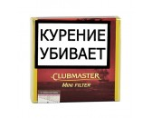 Сигариллы Clubmaster Mini Filter Red (Vanilla) 20 шт