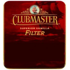 Сигариллы Clubmaster Vanilla Filter