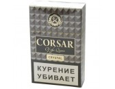 Сигариллы Corsar of the Queen Crystal (Original) 20 шт.