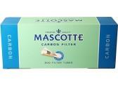 Сигаретные гильзы MASCOTTE Carbon 200 шт.