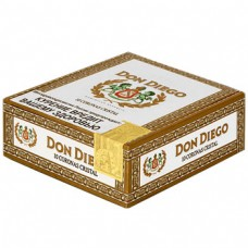 Сигары Don Diego Europa Export Corona Crystal Tube