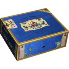 Хьюмидор Elie Bleu Alba Blue на 75 сигар