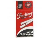 Фильтры сигаретные  «Smoking» Pre-cut  Slim Filters tips/102