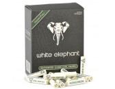 Фильтры для трубок White Elephant 9 мм угольные - 150 шт.