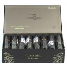 Сигары Flor de Selva Robusto Tubos