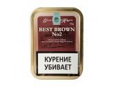 Трубочный табак Gawith & Hoggarth - Best Brown No2  (банка 50 гр.)
