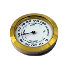 Гигрометр Klein 3,5 см золото