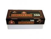 Гильзы с фильтром Cartel Desperados 15 мм (300 шт/пач)