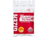 Фильтры сигаретные Gizeh XL Slim Extra Long 6mm (100 шт)