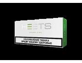 Табачные стики HEETS Green Zing, блок