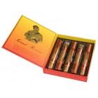 Подарочный набор сигар Gurkha Grand Reserve Robusto Natural  Tubos*5