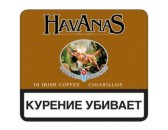 Сигариллы Havanas Irish Coffee 10 шт.