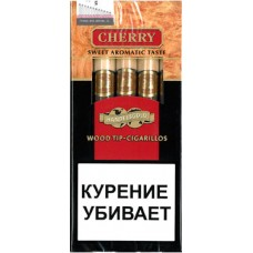 Сигариллы Handelsgold Cherry Wood Tip-Cigarillos