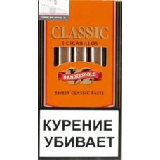 Сигариллы Handelsgold Classic Cigarillos