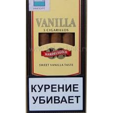 Сигариллы, сигариллы Handelsgold Vanilla Cigarillos