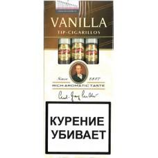 Сигариллы, сигариллы Handelsgold Vanilla Tip-Cigarillos
