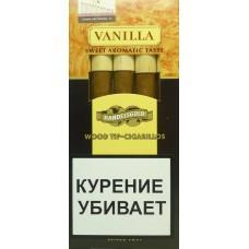 Сигариллы, сигариллы Handelsgold Vanilla Wood Tip-Cigarillos