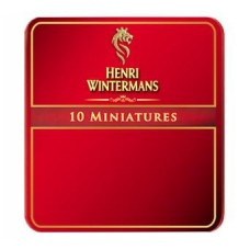Сигариллы Henri Wintermans Miniatures