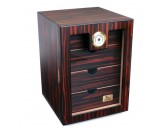 Хьюмидор-шкаф Lubinski на 130 сигар, Эбеновое дерево