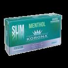 Сигаретные гильзы Korona Slim Menthol 120 шт.