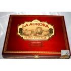 Cигары Lа Аurоrа Puro Vintage 2004