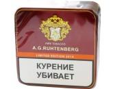 "Табак Трубочный  ""А.Г.Рутенберг  LIMITED EDITION "" банка"