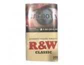 Сигаретный табак Mac Baren R&W Classic - 30 гр