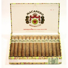 Сигары Macanudo Cafе No 4