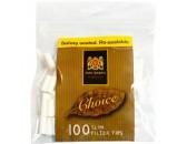 Фильтры сигаретные Mac Baren Choice Slim  100 шт.