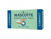 Сигаретные гильзы MASCOTTE Compact - 120 шт (New Size)