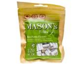 Сигаретные фильтры Masons Slim Bio (20 x120 шт. )