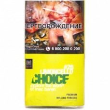 Сигаретный табак Mac Baren Limonchello Choice