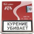 Сигариллы El Guajiro Micos Cherry *10