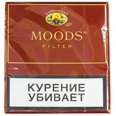 Сигариллы Dannemann Moods Filter 20