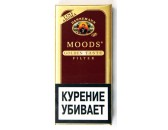Сигариллы Dannemann Moods Filter Golden Taste 5