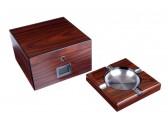 Настольный набор сигарных аксессуаров Lubinski SET-Q206