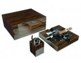 Настольный набор сигарных аксессуаров Howard Miller SET-810-027